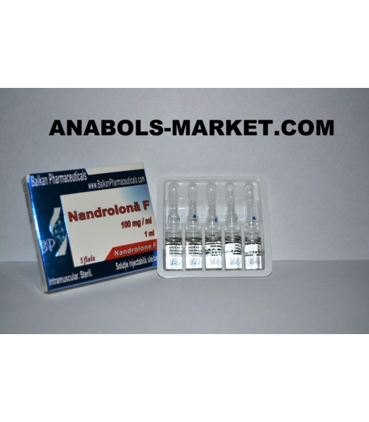 Nandrolon F 50 mg/ml 5 amps