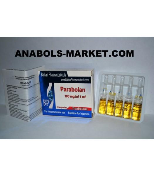Parabolan (Trenbolone) 100mg/ml 5 amps