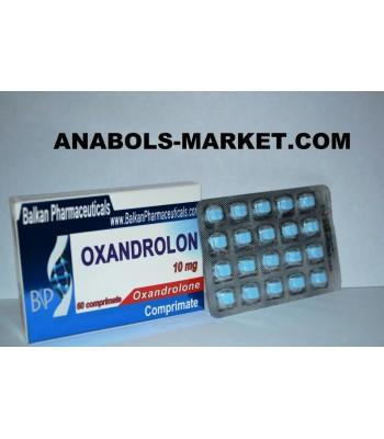 Oxandrolon (Oxandrolonum) 10mg/Tab  60 Tabs