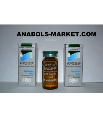 BOLDEVER (Boldenone Undecylenate) 200mg/ml 10ml Vial