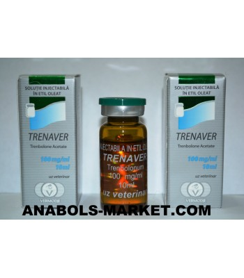 TRENAVER (Trenbolone Acetate) 100mg/ml 10ml Vial