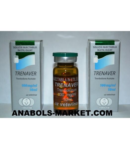 TRENAVER (Trenbolone Acetate) 100mg/ml 10ml Vial