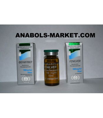 FENILVER (Nandrolone Phenylpropionate) 100mg/ml 10ml Vial